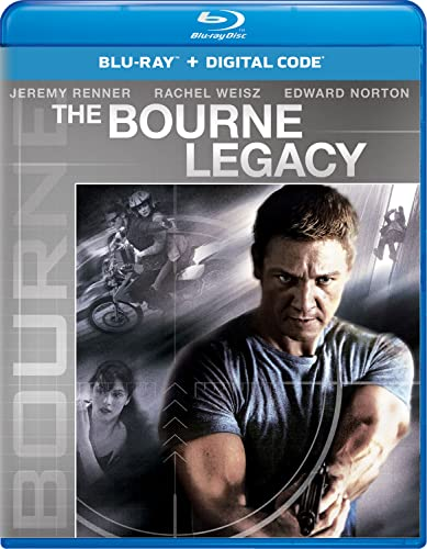 The Bourne Legacy [Blu-ray] DVD