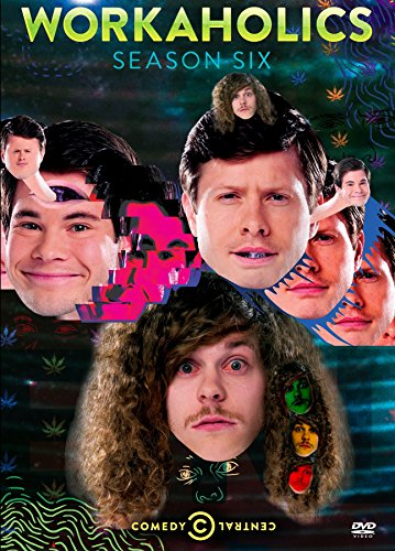 Workaholics: Season 6 DVD