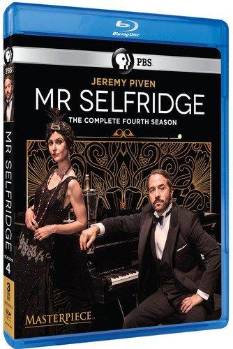 Masterpiece: Mr Selfridge - Season 4 [Blu-ray] DVD