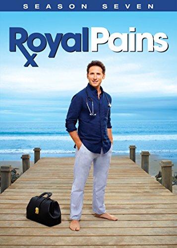 Royal Pains: Season Seven DVD