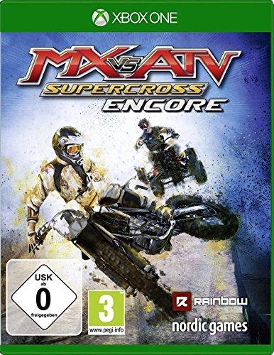 MX vs.ATV Supercross - Encore Edition