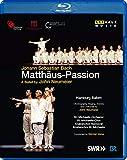 Js Bach:Mattaus Passion [Hamberg Ballet; John Neumeier; St Michaelis-Orchester, Gunter Jena] [Blu-ray]