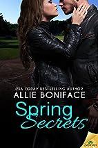 Spring Secrets (Pine Point) by Allie…