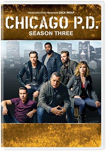 Chicago P.D.: Season Three DVD