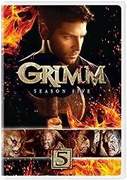 Grimm: Season Five af David Giuntoli