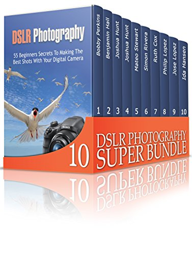 PDF] DSLR Photography Super Bundle: Learn How to Use Your