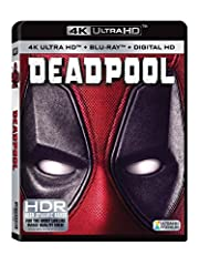 Deadpool [4K Ultra-HD Blu-ray] by Deadpool