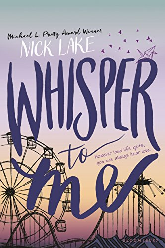 Whisper To Me by Nick Lake