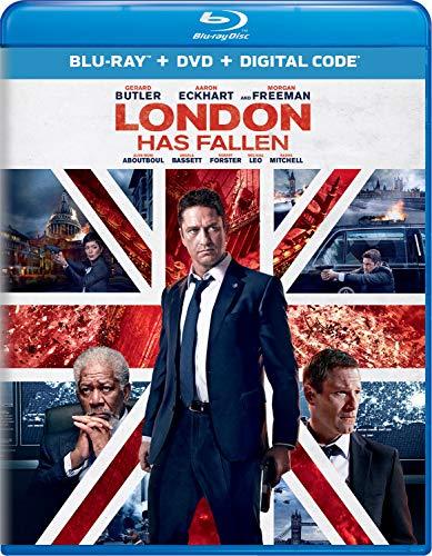 London Has Fallen Blu-ray