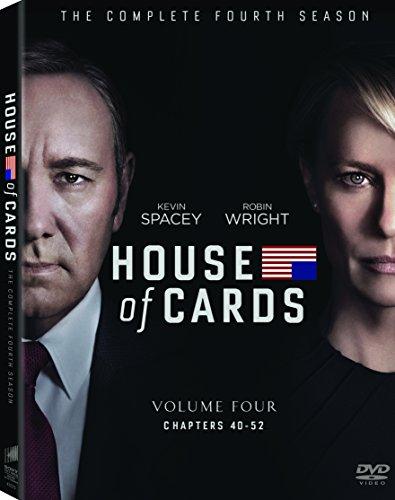 House of Cards: Season 4 DVD