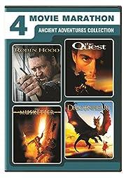 4-Movie Marathon: Ancient Adventures…