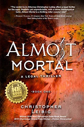 Book Cover - Almost Mortal