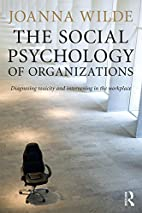The Social Psychology of Organizations:…