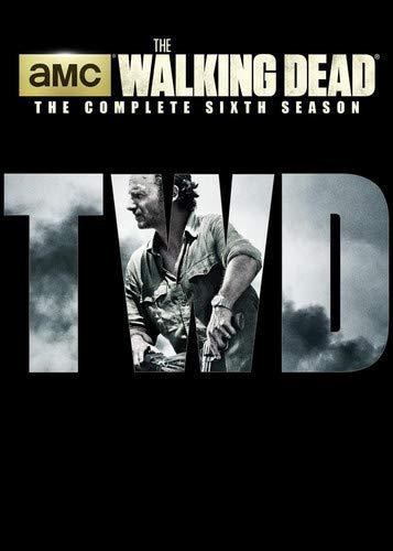 The Walking Dead Season 6 DVD