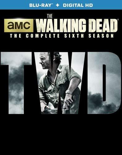 The Walking Dead Season 6 [Blu-ray] DVD