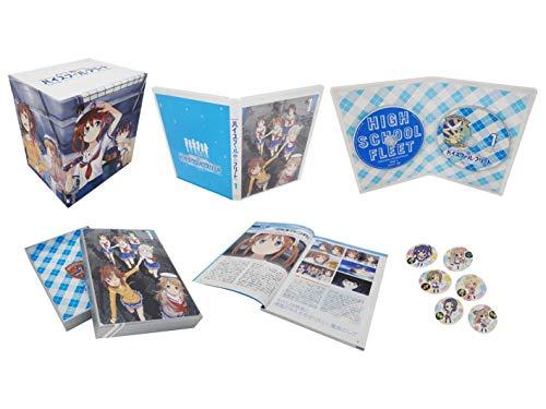 ハイスクール・フリート 1(完全生産限定版) [DVD]