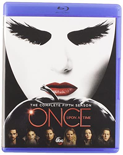 Once Upon A Time: Season 5 DVD
