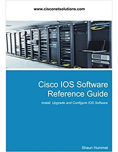 PDF] Cisco IOS Quick Reference Guide | Free eBooks Download - EBOOKEE!