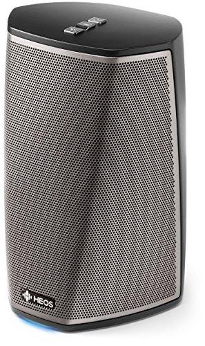 Denon HEOS 1 HS2 Wireless Multiroom-Lautsprecher schwarz