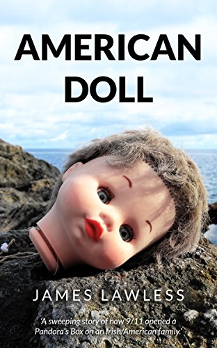 Book Cover - American Doll