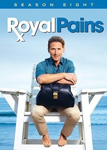 Royal Pains: Season Eight DVD