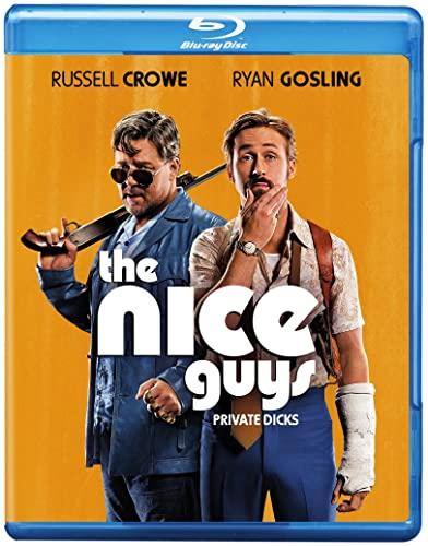 The Nice Guys Blu-ray