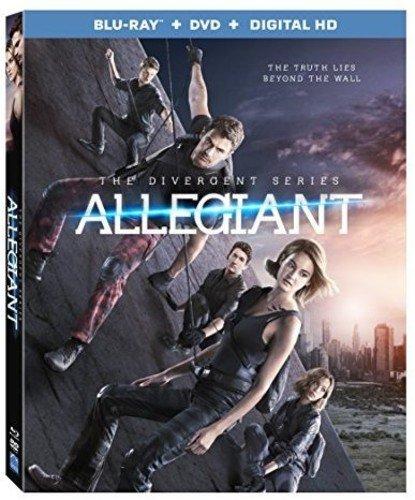 The Divergent Series: Allegiant Blu-ray