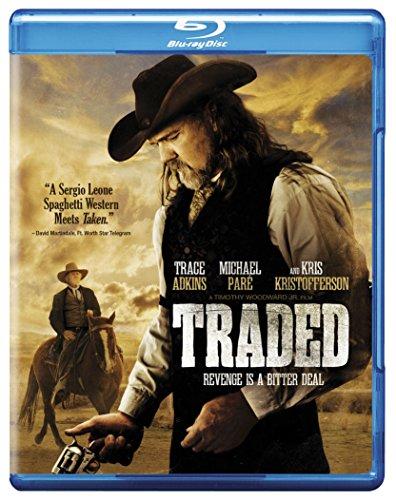Traded [Blu-ray] DVD