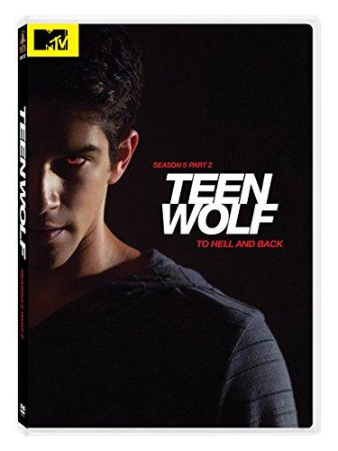 Teen Wolf Season 5 Part 2 DVD