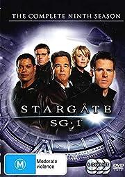 Stargate SG-1 Season 9   6 Discs   NON-USA…