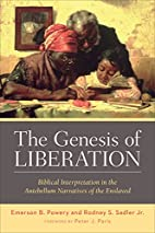 The Genesis of Liberation: Biblical…