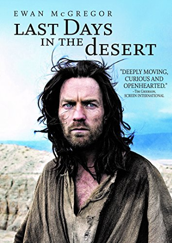 Last Days in the Desert DVD