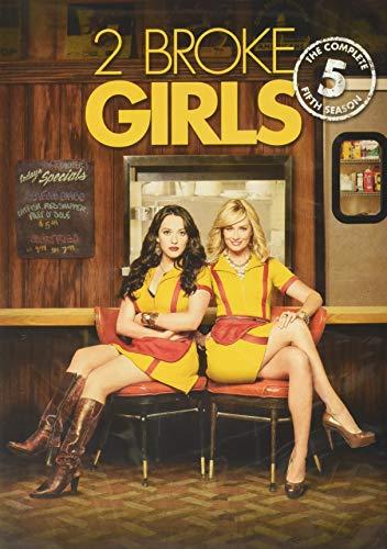 2 Broke Girls: The Complete Fifth Season DVD