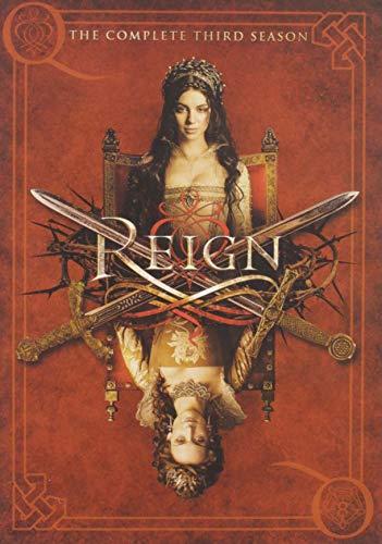 Reign: The Complete Third Season DVD
