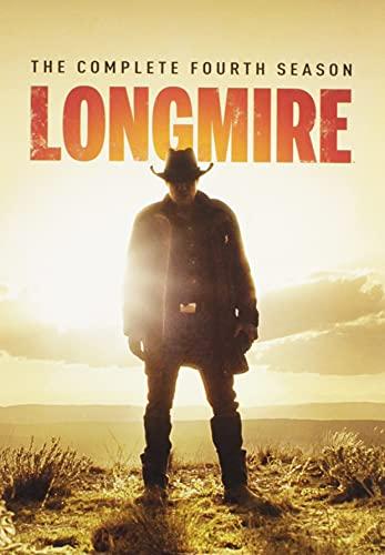 Longmire: The Complete Fourth Season DVD