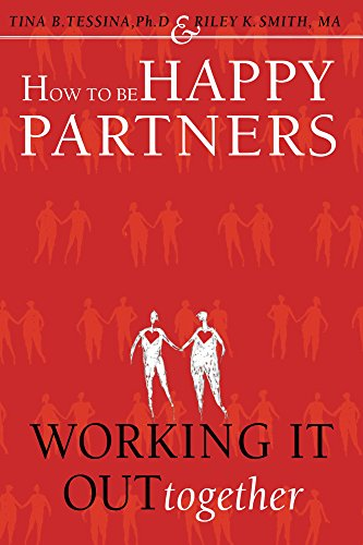 Book Cover - How to Be Happy Partners