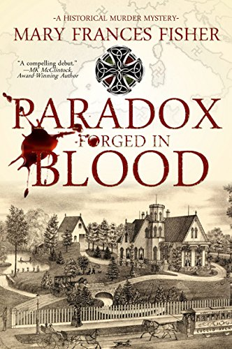 Book Cover - Paradox Forged in Blood