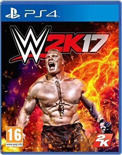 WWE 2K17 part of WWE