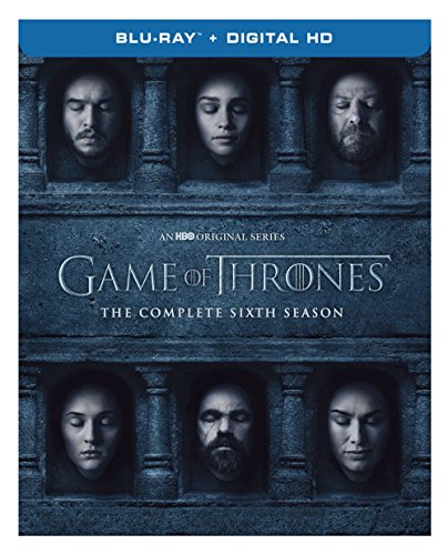Game of Thrones: The Complete Sixth Season Blu-ray