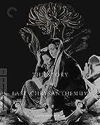 The Story of the Last Chrysanthemum by Kenji…