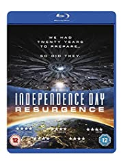 Independence Day: Resurgence [Blu-ray]