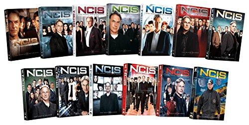 NCIS: Thirteen Season Pack DVD