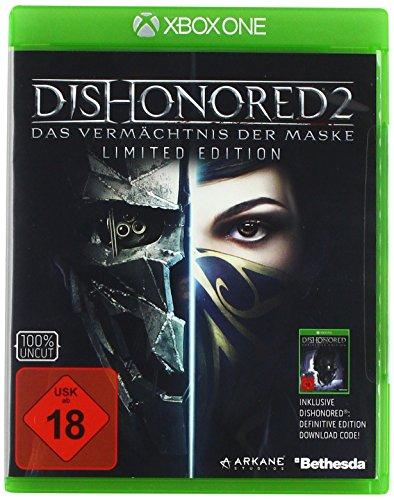 Dishonored 2: Das Vermächtnis der Maske - Limited Edition (inkl. Definitive Edition)