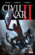 Civil War II (2016) #6 (of 8) by Brian…