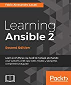 Learning Ansible 2 - Second Edition by Fabio…