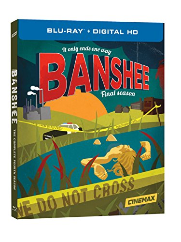 Banshee: The Complete Fourth Season  DVD