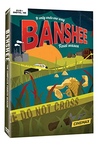 Banshee: Complete Fourth Season  DVD