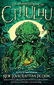 The Mammoth Book of Cthulhu: New…