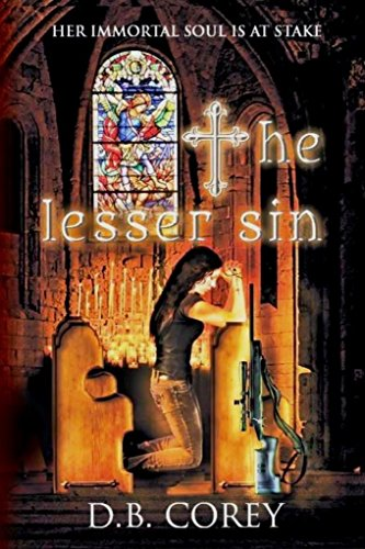 Book Cover - The Lesser Sin