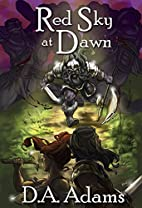 Red Sky at Dawn (The Brotherhood of Dwarves…
